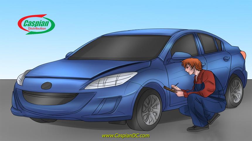 چکاپ و مسایل مربوط به چکاپ خودرو